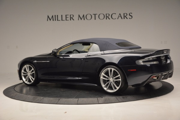 Used 2012 Aston Martin DBS Volante for sale Sold at Maserati of Greenwich in Greenwich CT 06830 16