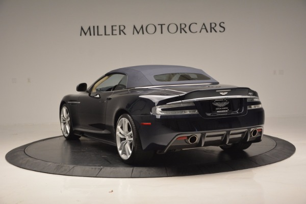 Used 2012 Aston Martin DBS Volante for sale Sold at Maserati of Greenwich in Greenwich CT 06830 17