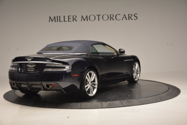 Used 2012 Aston Martin DBS Volante for sale Sold at Maserati of Greenwich in Greenwich CT 06830 19