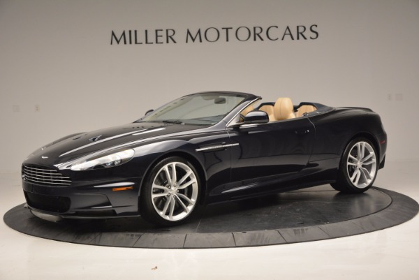 Used 2012 Aston Martin DBS Volante for sale Sold at Maserati of Greenwich in Greenwich CT 06830 2