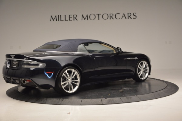 Used 2012 Aston Martin DBS Volante for sale Sold at Maserati of Greenwich in Greenwich CT 06830 20