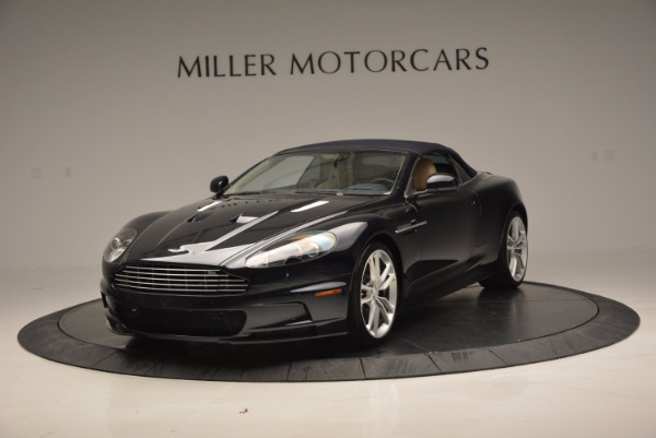 Used 2012 Aston Martin DBS Volante for sale Sold at Maserati of Greenwich in Greenwich CT 06830 24