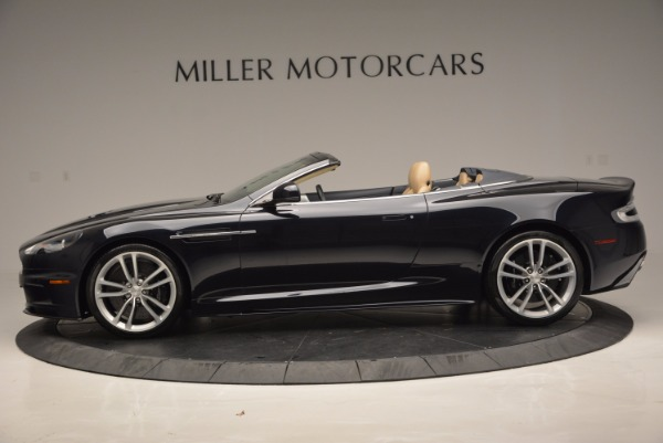 Used 2012 Aston Martin DBS Volante for sale Sold at Maserati of Greenwich in Greenwich CT 06830 3