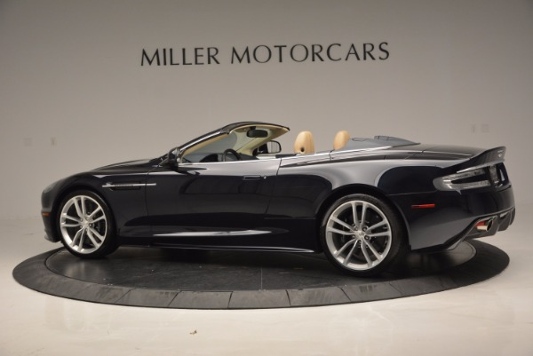 Used 2012 Aston Martin DBS Volante for sale Sold at Maserati of Greenwich in Greenwich CT 06830 4