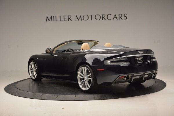 Used 2012 Aston Martin DBS Volante for sale Sold at Maserati of Greenwich in Greenwich CT 06830 5