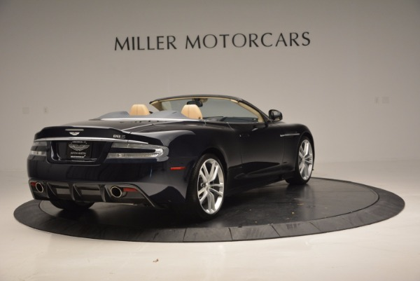 Used 2012 Aston Martin DBS Volante for sale Sold at Maserati of Greenwich in Greenwich CT 06830 7