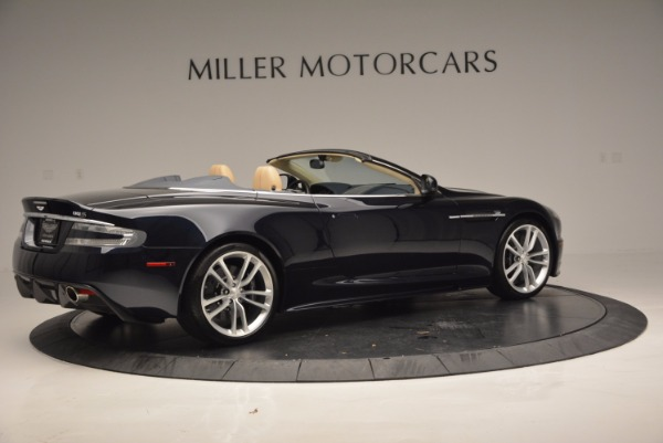 Used 2012 Aston Martin DBS Volante for sale Sold at Maserati of Greenwich in Greenwich CT 06830 8