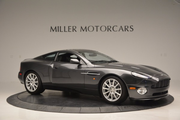 Used 2005 Aston Martin V12 Vanquish S for sale Sold at Maserati of Greenwich in Greenwich CT 06830 10