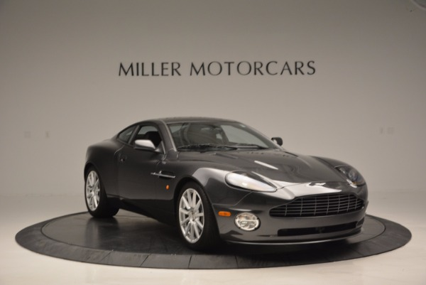 Used 2005 Aston Martin V12 Vanquish S for sale Sold at Maserati of Greenwich in Greenwich CT 06830 11