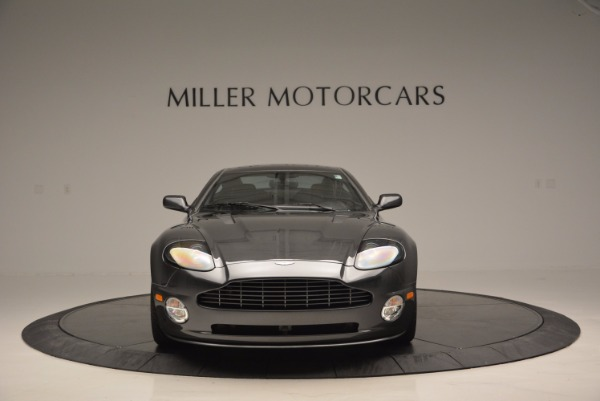 Used 2005 Aston Martin V12 Vanquish S for sale Sold at Maserati of Greenwich in Greenwich CT 06830 12