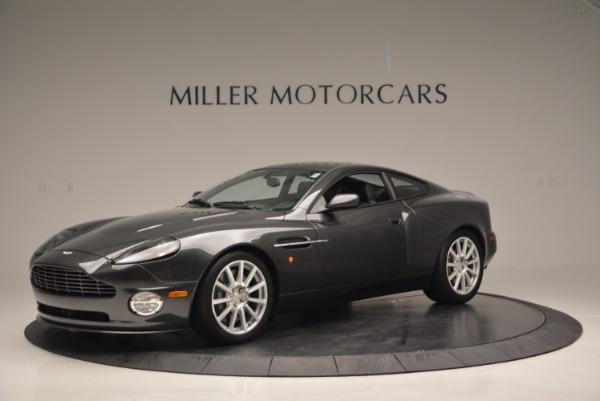 Used 2005 Aston Martin V12 Vanquish S for sale Sold at Maserati of Greenwich in Greenwich CT 06830 2
