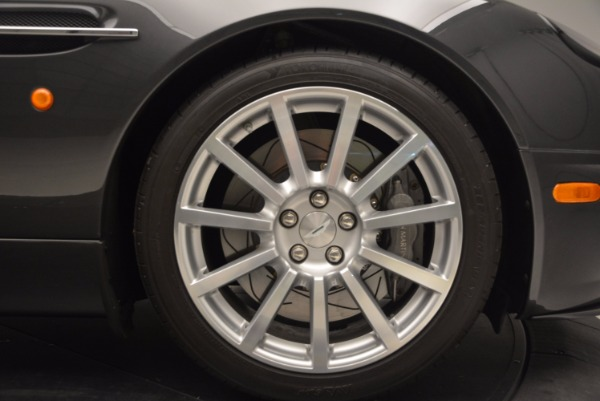 Used 2005 Aston Martin V12 Vanquish S for sale Sold at Maserati of Greenwich in Greenwich CT 06830 22
