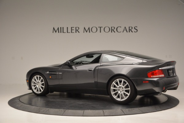 Used 2005 Aston Martin V12 Vanquish S for sale Sold at Maserati of Greenwich in Greenwich CT 06830 4
