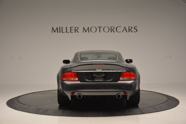 Used 2005 Aston Martin V12 Vanquish S for sale Sold at Maserati of Greenwich in Greenwich CT 06830 6