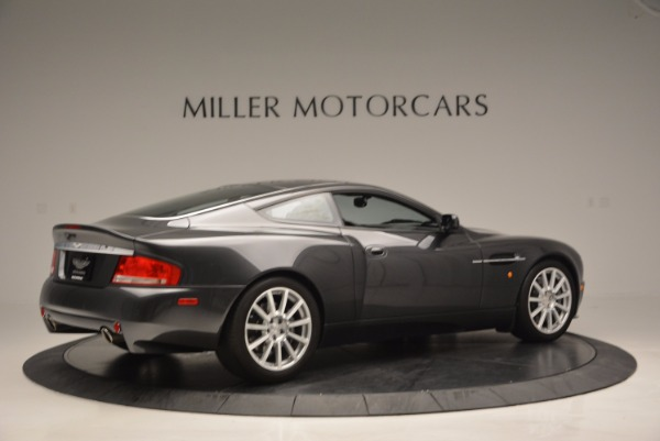 Used 2005 Aston Martin V12 Vanquish S for sale Sold at Maserati of Greenwich in Greenwich CT 06830 8