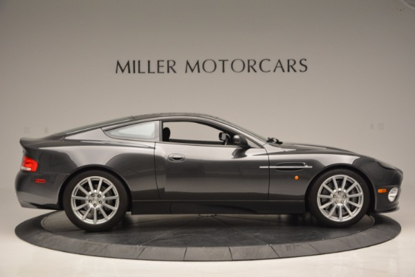 Used 2005 Aston Martin V12 Vanquish S for sale Sold at Maserati of Greenwich in Greenwich CT 06830 9