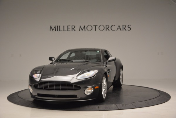 Used 2005 Aston Martin V12 Vanquish S for sale Sold at Maserati of Greenwich in Greenwich CT 06830 1