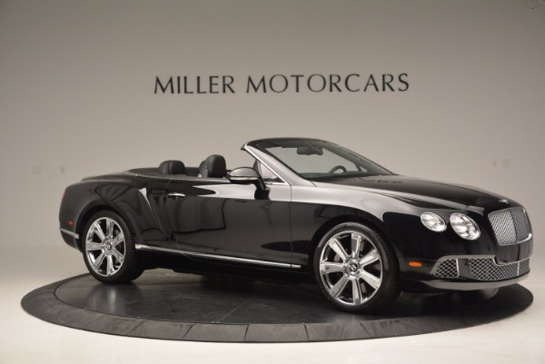Used 2013 Bentley Continental GTC for sale Sold at Maserati of Greenwich in Greenwich CT 06830 11