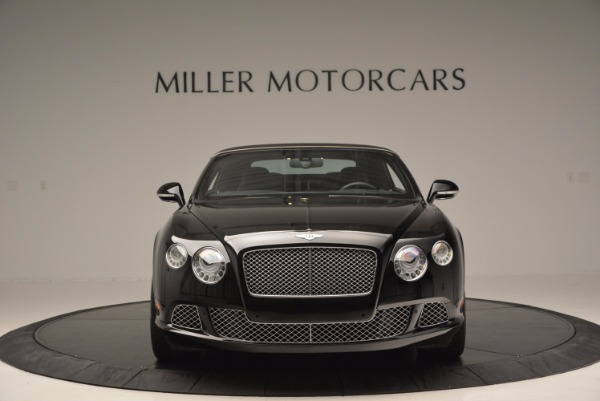Used 2013 Bentley Continental GTC for sale Sold at Maserati of Greenwich in Greenwich CT 06830 13