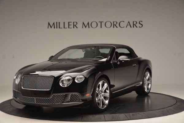 Used 2013 Bentley Continental GTC for sale Sold at Maserati of Greenwich in Greenwich CT 06830 14