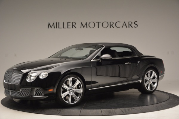 Used 2013 Bentley Continental GTC for sale Sold at Maserati of Greenwich in Greenwich CT 06830 15