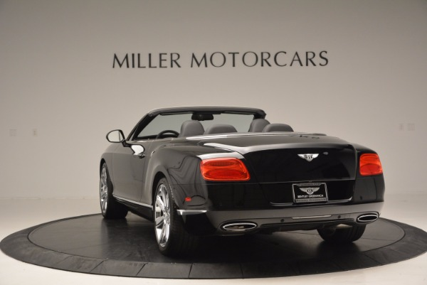 Used 2013 Bentley Continental GTC for sale Sold at Maserati of Greenwich in Greenwich CT 06830 6