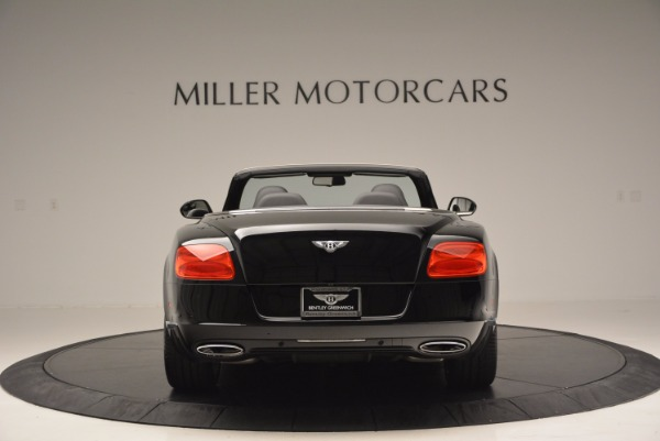 Used 2013 Bentley Continental GTC for sale Sold at Maserati of Greenwich in Greenwich CT 06830 7