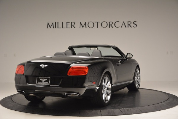 Used 2013 Bentley Continental GTC for sale Sold at Maserati of Greenwich in Greenwich CT 06830 8