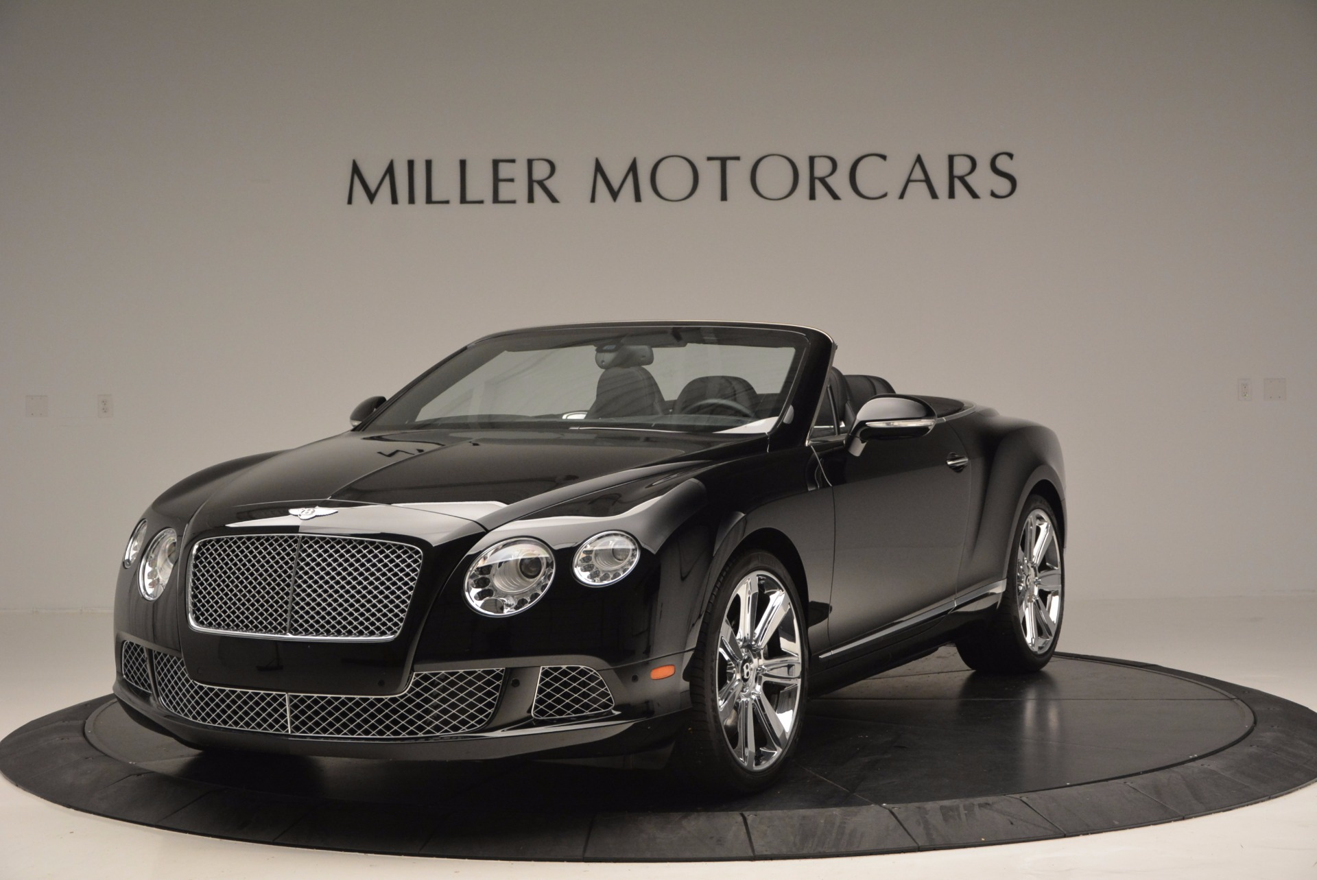 Used 2013 Bentley Continental GTC for sale Sold at Maserati of Greenwich in Greenwich CT 06830 1