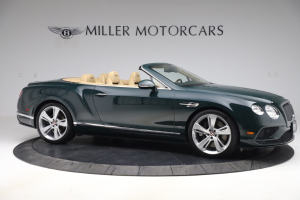 Used 2017 Bentley Continental GTC V8 S for sale $139,900 at Maserati of Greenwich in Greenwich CT 06830 10
