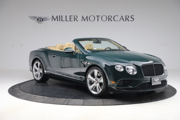 Used 2017 Bentley Continental GTC V8 S for sale $139,900 at Maserati of Greenwich in Greenwich CT 06830 11