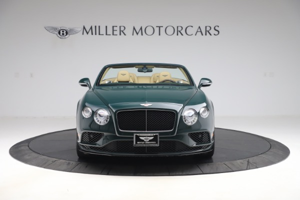 Used 2017 Bentley Continental GTC V8 S for sale $139,900 at Maserati of Greenwich in Greenwich CT 06830 12