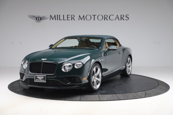 Used 2017 Bentley Continental GTC V8 S for sale $139,900 at Maserati of Greenwich in Greenwich CT 06830 13