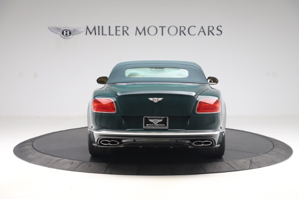 Used 2017 Bentley Continental GTC V8 S for sale $139,900 at Maserati of Greenwich in Greenwich CT 06830 16