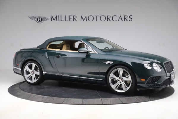 Used 2017 Bentley Continental GTC V8 S for sale $139,900 at Maserati of Greenwich in Greenwich CT 06830 19