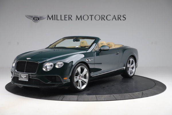 Used 2017 Bentley Continental GTC V8 S for sale $139,900 at Maserati of Greenwich in Greenwich CT 06830 2