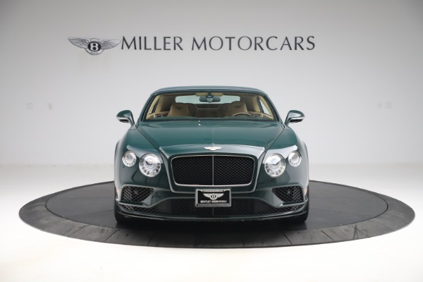 Used 2017 Bentley Continental GTC V8 S for sale $139,900 at Maserati of Greenwich in Greenwich CT 06830 20