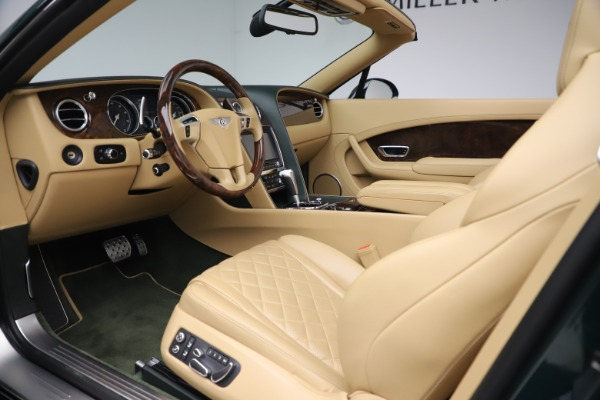 Used 2017 Bentley Continental GTC V8 S for sale $139,900 at Maserati of Greenwich in Greenwich CT 06830 25