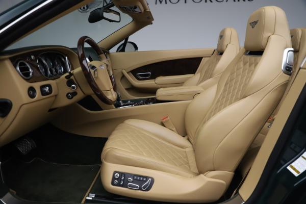 Used 2017 Bentley Continental GTC V8 S for sale $139,900 at Maserati of Greenwich in Greenwich CT 06830 26