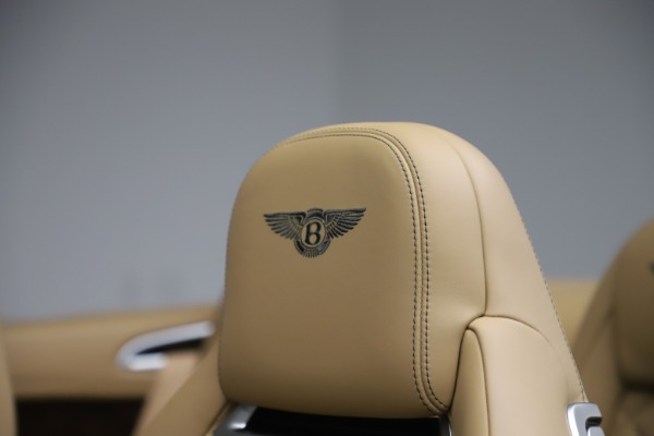 Used 2017 Bentley Continental GTC V8 S for sale $139,900 at Maserati of Greenwich in Greenwich CT 06830 28