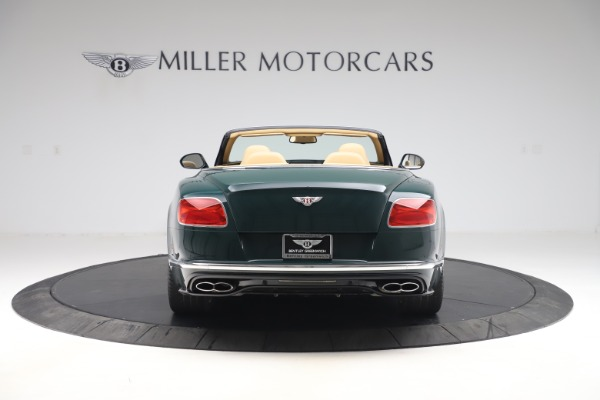Used 2017 Bentley Continental GTC V8 S for sale $139,900 at Maserati of Greenwich in Greenwich CT 06830 6