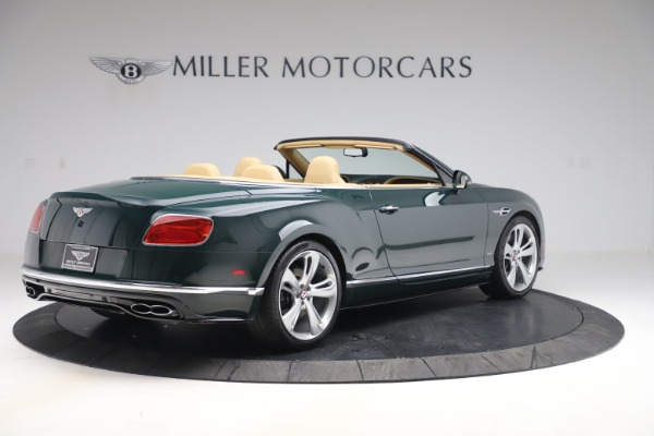 Used 2017 Bentley Continental GTC V8 S for sale $139,900 at Maserati of Greenwich in Greenwich CT 06830 8