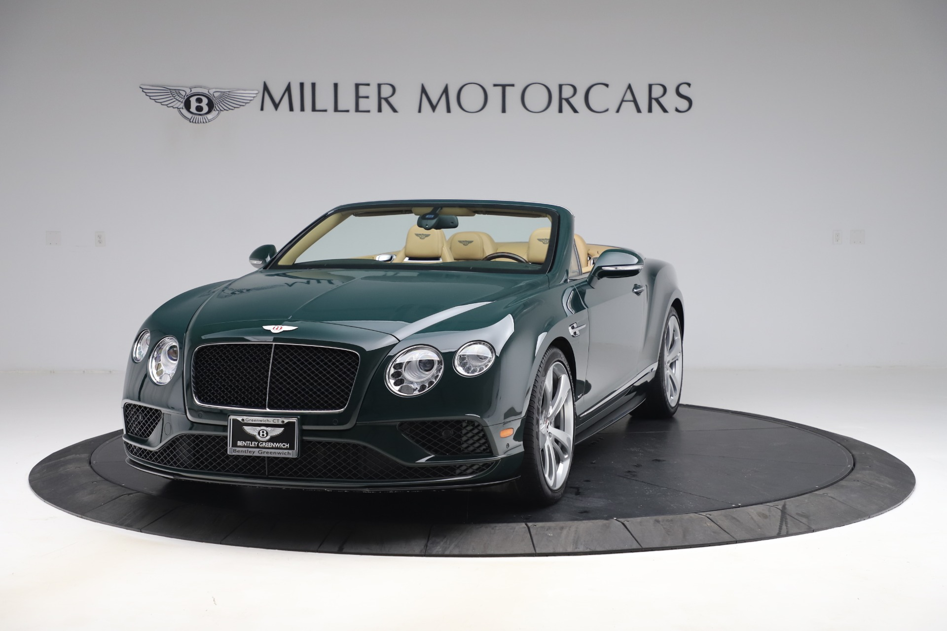 Used 2017 Bentley Continental GTC V8 S for sale $139,900 at Maserati of Greenwich in Greenwich CT 06830 1