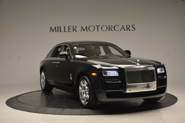 Used 2011 Rolls-Royce Ghost for sale Sold at Maserati of Greenwich in Greenwich CT 06830 12