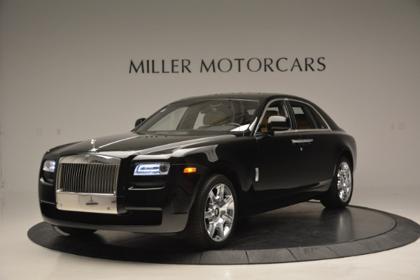 Used 2011 Rolls-Royce Ghost for sale Sold at Maserati of Greenwich in Greenwich CT 06830 2