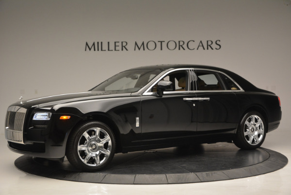 Used 2011 Rolls-Royce Ghost for sale Sold at Maserati of Greenwich in Greenwich CT 06830 3