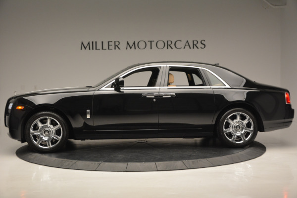 Used 2011 Rolls-Royce Ghost for sale Sold at Maserati of Greenwich in Greenwich CT 06830 4