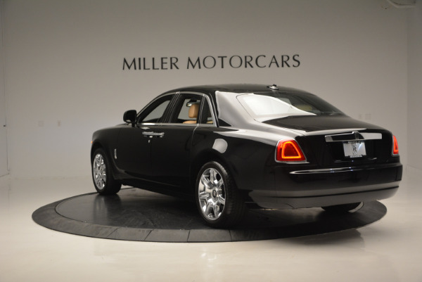 Used 2011 Rolls-Royce Ghost for sale Sold at Maserati of Greenwich in Greenwich CT 06830 6
