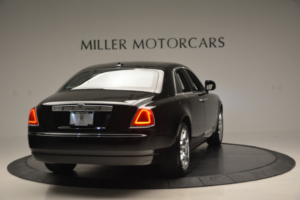 Used 2011 Rolls-Royce Ghost for sale Sold at Maserati of Greenwich in Greenwich CT 06830 8
