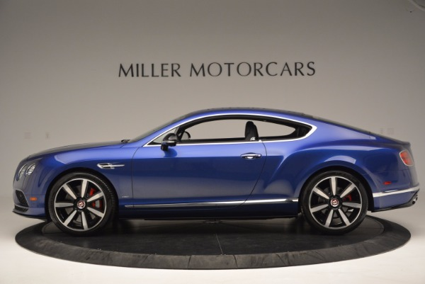 Used 2017 Bentley Continental GT V8 S for sale Sold at Maserati of Greenwich in Greenwich CT 06830 3